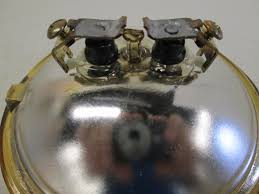 wagner lighting harley davidson flh electra glide fog lamp bulb