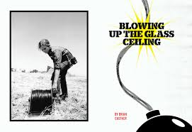 blowing up the glass ceiling the untold story of the military u0027s