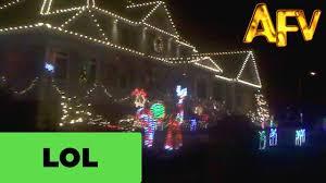 lazy christmas lights lazy christmas decorators afv