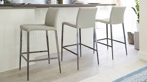 uk bar stools black chrome bar stool modern faux leather bar stool uk