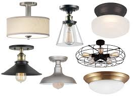 Flush Mounted Lighting Fixtures by Remodelaholic Stylish Flush Mount Light Fixtures Under 50