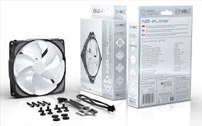 noiseblocker nb eloop bionic loop propeller fan the new king on