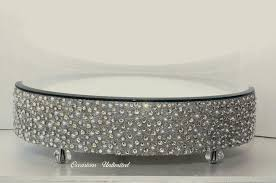 bling cake stand cake stand bling wedding cake stand with pearls cake