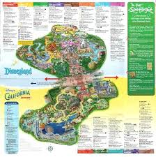 printable map disneyland paris park map of disneyland park map also the maps describe the history of the