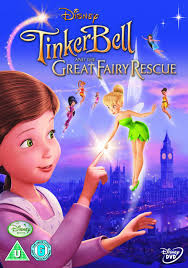 tinker bell fairy rescue movie free
