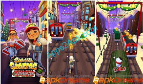 subway surfers modded apk subway surfers v1 32 0 apk 4appsapk