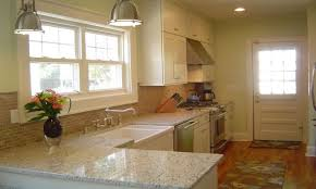 granite countertop cabinet and lighting reno sink smells like