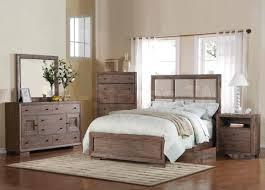 Solid Pine Bedroom Furniture Rustic Platform Beds Distressed Wood Bedroom Furniture Vaughan