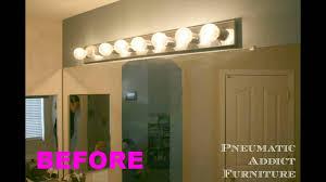 Bathroom Vanity Light Bars Uncategorized Bathroom Vanity Light Fixtures Menards