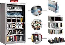 rangement classeur bureau exemple d aménagement intérieur d armoire de bureau savoir