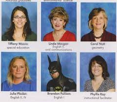 21 teachers who took their yearbook photos to another level