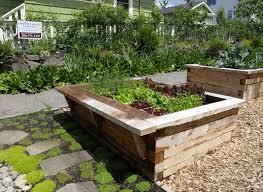 bold design box garden design raised vegetable ideas raised