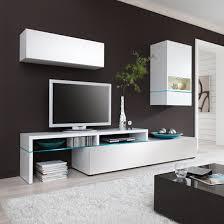 Wohnzimmerm El Mit Led Weise Wohnwand Alle Ideen Für Ihr Haus Design Und Möbel