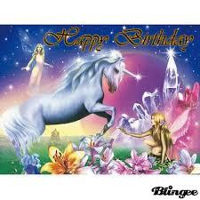 Unicorn Birthday Meme - happy birthday unicorn gif 10 gif images download