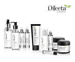 black label hair product line upmarket professional label design for dilecta cosmetics by sucre