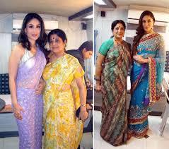 Drape A Sari Learn How To Wear A Saree Like A Bollywood Celebrity