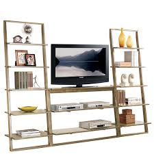 furniture leaning ladder 5 shelf bookcase leaning bookcase