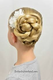 Fancy Hairstyles For Little Girls by 19 Best Updos For Girls Images On Pinterest Updos Hairstyles