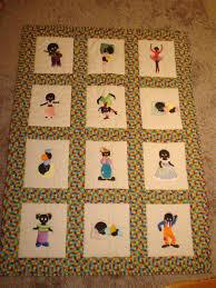 felt golliwog pattern 9 best quilts gollies images on pinterest craft doll quilt and