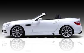 mercedes white white slk side view wallpapers white slk side view stock photos