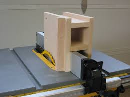 dewalt table saw dust collection a tenoning jig for the dewalt dw745 portable table saw julien