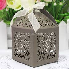 wedding favor containers laser cut favor boxes box gift box candy box fashion box laser box