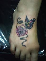 25 unique butterfly foot tattoo ideas on pinterest ankle tattoo