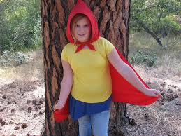 little red riding hood halloween costume toddler 10 great halloween costume patterns for kids