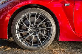 lexus wheels and tyres 2015 bmw m4 vs 2015 lexus rc f comparison motor trend