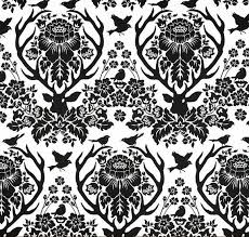 home decor weight fabric gorgeous antler damask décor weight fabric from joel dewberrys