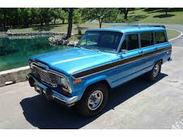 classic jeep wagoneer lifted classic jeep wagoneer for sale on classiccars com