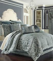 dillards girls bedding j queen new york sicily puffed damask comforter set dillards