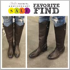 s frye boots sale joanna gaines told me to sheaffer told me to