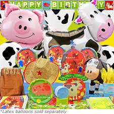 party kits archives birthday party central