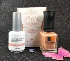 perfect match beach pms177 gel polish u0026 nail lacquer