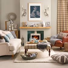 Brown Living Room Ideas by Country Living Room Styles
