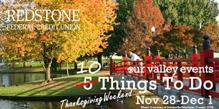 10 things to do thanksgiving weekend in huntsville november 28