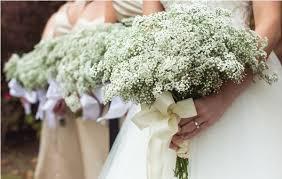 Wedding Bouquets Seasonal Summer Wedding Flowers Inspiration Mywedding