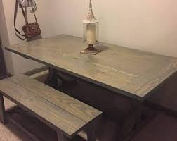 Custom Built Dining Room Tables by Harvest Table Etsy