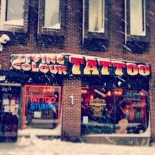 living colour tattoo tattoo 412 dalhousie street ottawa on