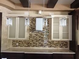 kitchen stone backsplash ideas with dark cabinets beadboard baby