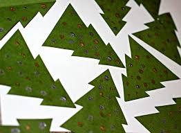diy christmas tree banner ms taylor elyse
