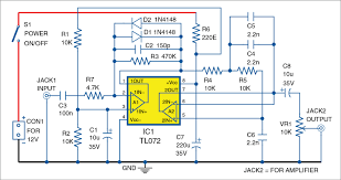 On Off Timer Circuit Diagram Audio Noise Limiter Full Circuit Diagram With Source Code