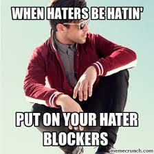 Hater Memes - blockers