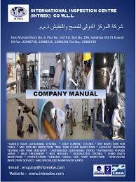 company manual 2017 concrete nondestructive testing