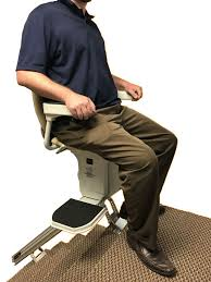 ameriglide horizon outdoor stair lift ameriglide accessibility