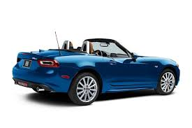fiat convertible 2017 fiat 124 spider is an mx 5 clone but we don u0027t care cars co za