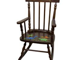 Trex Rocking Chairs Hand Painted Personalized Princess Rocking Chair White Rocker