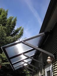 Awning Design Ideas Transparent Awning For Home Design