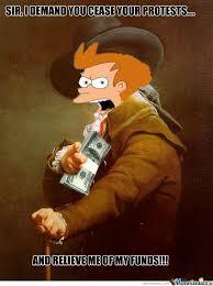 Joseph Ducreux Memes - fry ducreux by borntobefeatured meme center